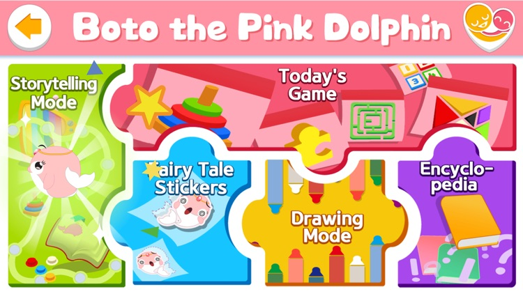 Boto the Pink Dolphin (Package) by Creative Bomb
