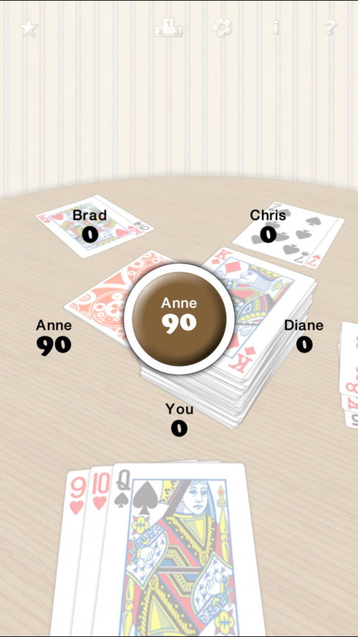 Crazy Eights Screenshot
