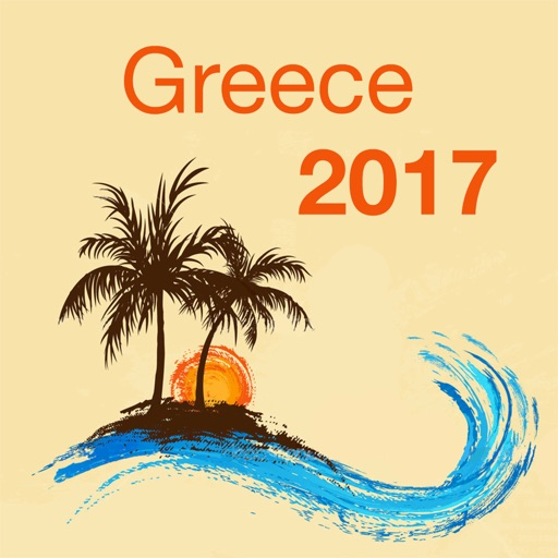 Greece 2017 — offline map and navigation!