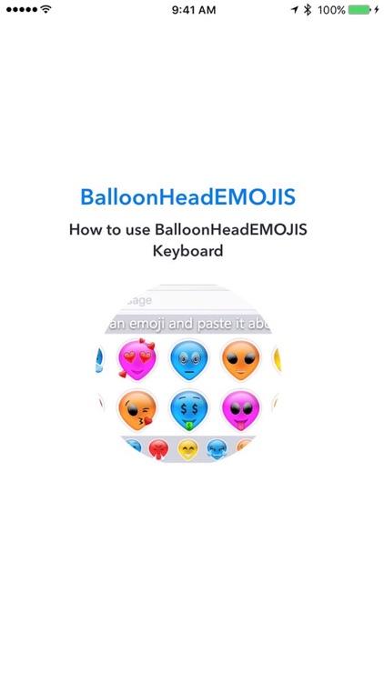 BalloonHeadEMOJIS