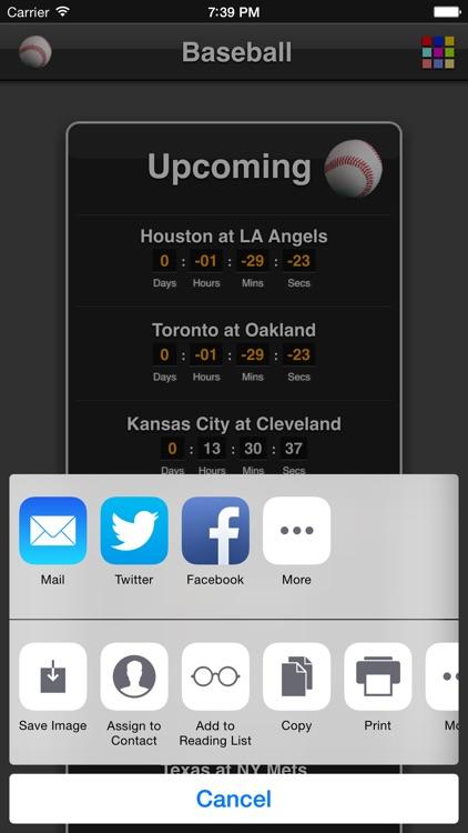 Baseball Games Lite screenshot-3