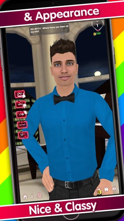 My Virtual Gay Boyfriend screenshot-3