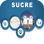 Sucre Bolivia Offline City Maps Navigation icon