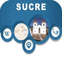 Sucre Bolivia Offline City Maps Navigation