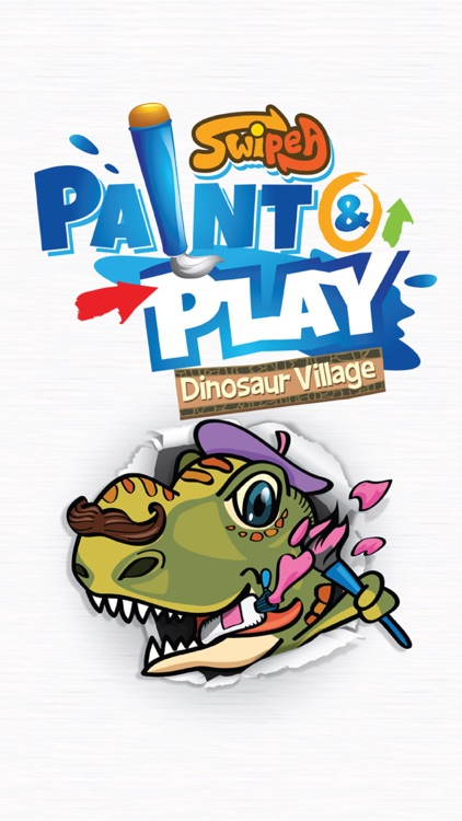 Paint & Play: Dinosaur Train screenshot-4