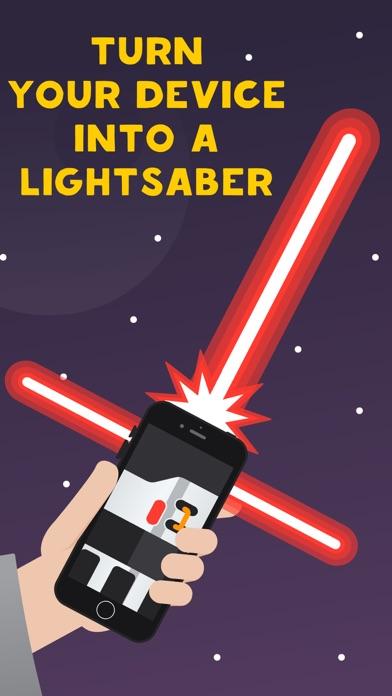 Lightsaber star simulator: Duel laser wars