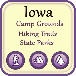 Iowa Campgrounds & Hiking Trails,State Parks