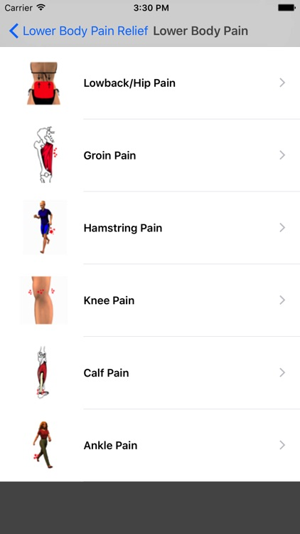 Stretch Away Back & Leg Pain screenshot-2