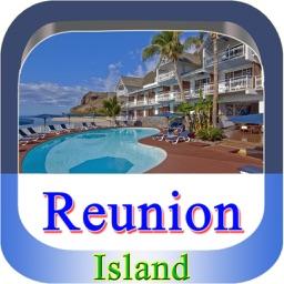 Reunion Island Offline Map Guide
