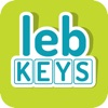 touch Leb Keys