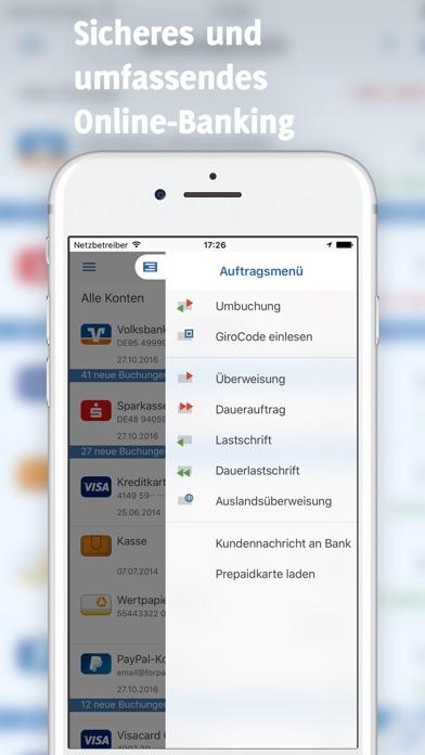 Banking 4i Screenshots