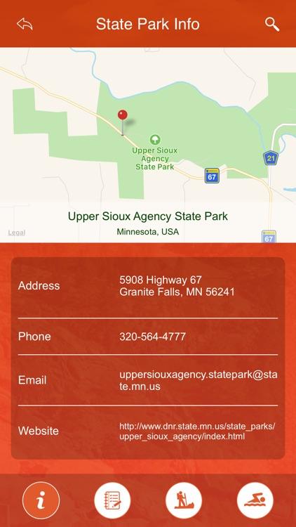 Minnesota State Parks & Trails screenshot-3