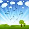 カーミング自然を、メロディーをリラックス、音楽:サウンドをリラックス。ストレスリリーフ、瞑想、不安。 - iPhoneアプリ