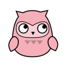 Owl Moji Kawaii emoji