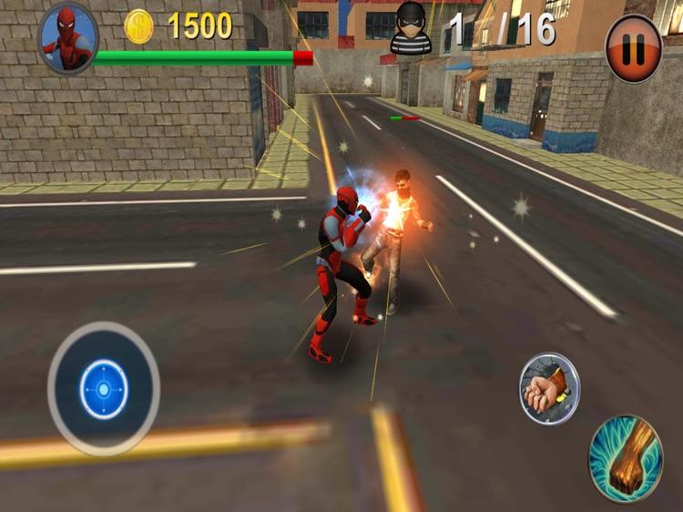 Hero Legend Fighter HD