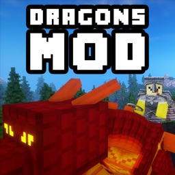 DRAGONS MOD FOR MINECRAFT PC GAME