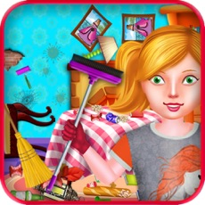 Activities of Princess Room Cleaning Games for Girls