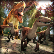 Jurassic Dinos . Free Dinosaur Simulator Games