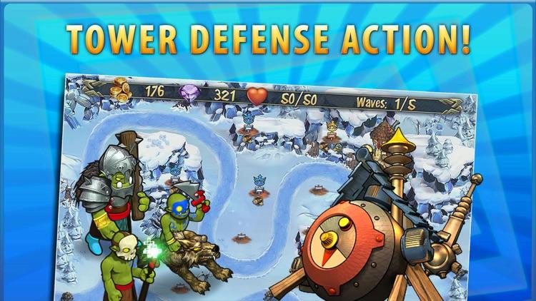 Royal Defense TD screenshot-4