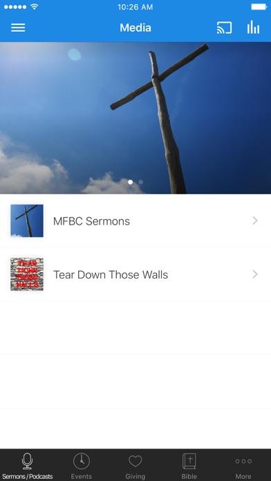 Mesquite Friendship screenshot 1