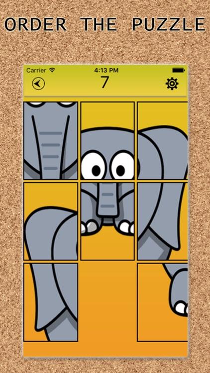 iSlide Puzzle Game screenshot-4