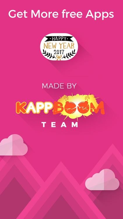 Fantastic New Year Sticker screenshot-3