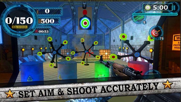 Fury Military Shooting Range Simulator 3d