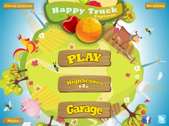 Screenshot #4 pour HappyTruck: Explorer
