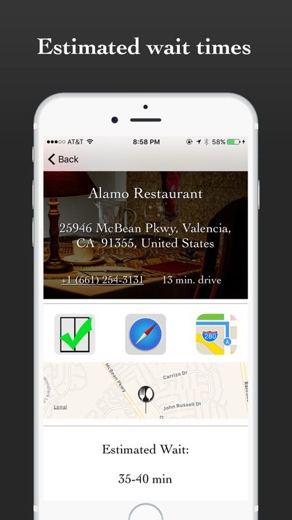 Dinebrite - The Dining Companion App screenshot-1