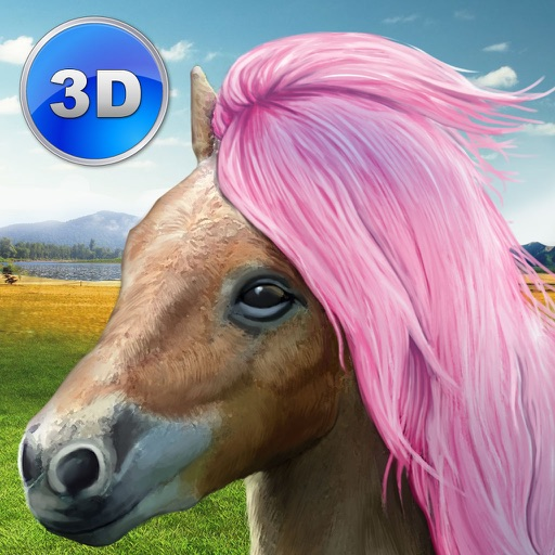 Pony Survival Simulator 3D icon
