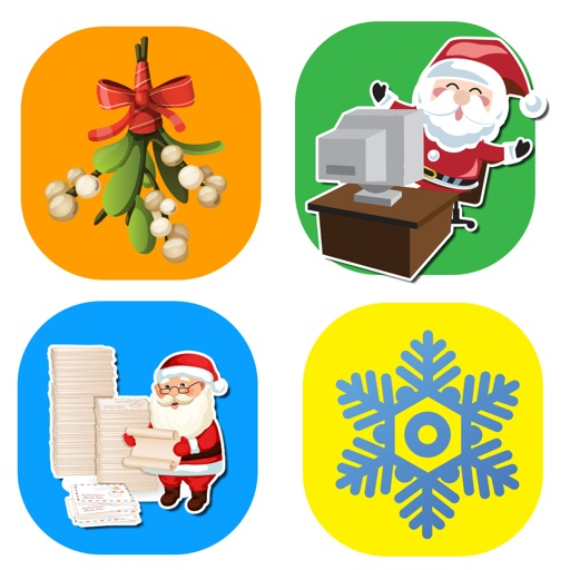 Christmas Stickers!