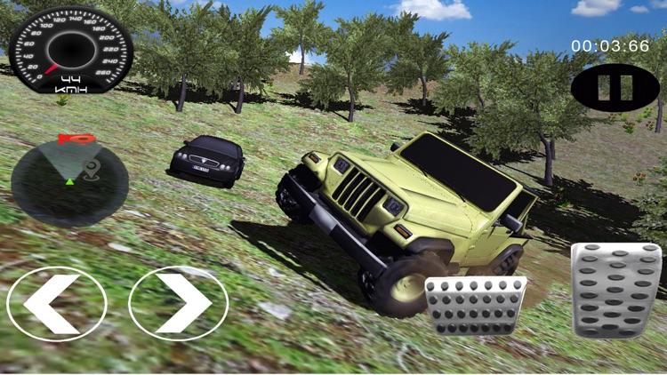 4x4 crazy jeep off-road driving simulator 2017 Pro