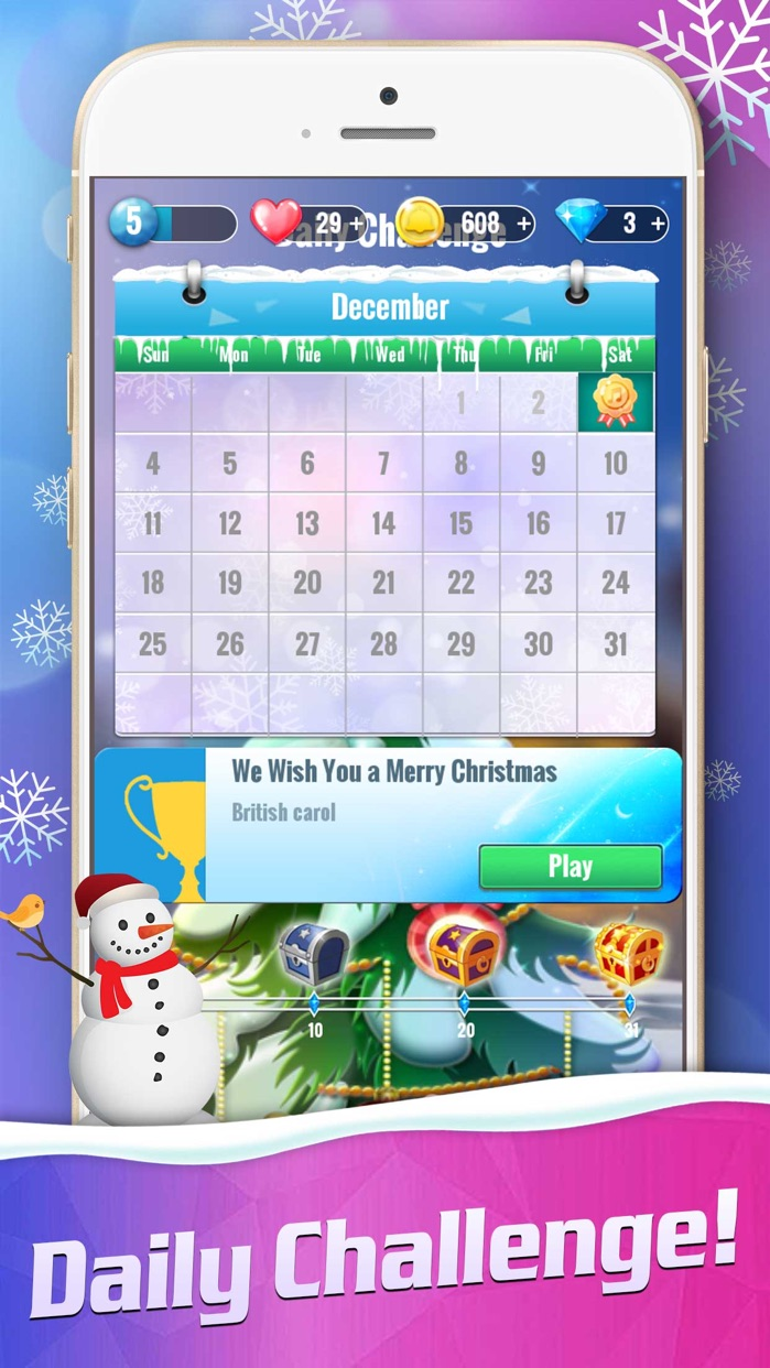 Piano Magic Tiles 2: Christmas Screenshot