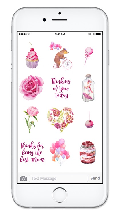 Happy Mothers Day Sticker Pack screenshot-3