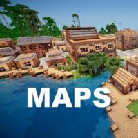 Best Maps For Minecraft PE One Touch Install App App Store - Die besten maps fur minecraft pe