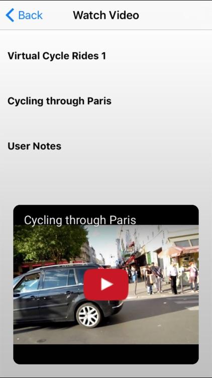 Virtual Cycle Rides screenshot-3