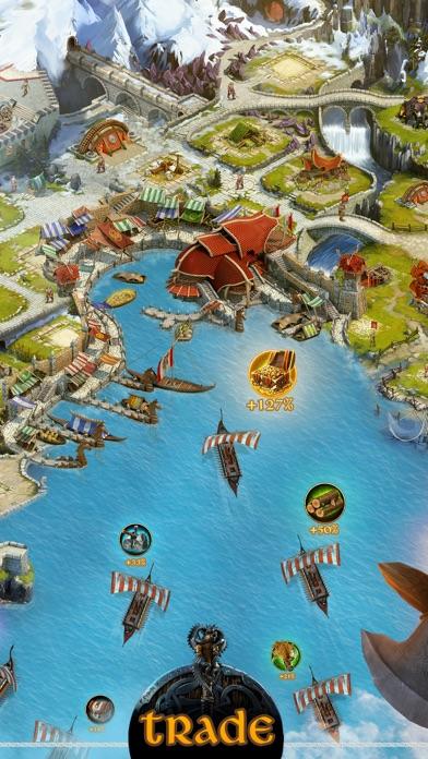 Vikings: War of Clans app