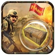 Activities of Hidden Objects Game Patriot
