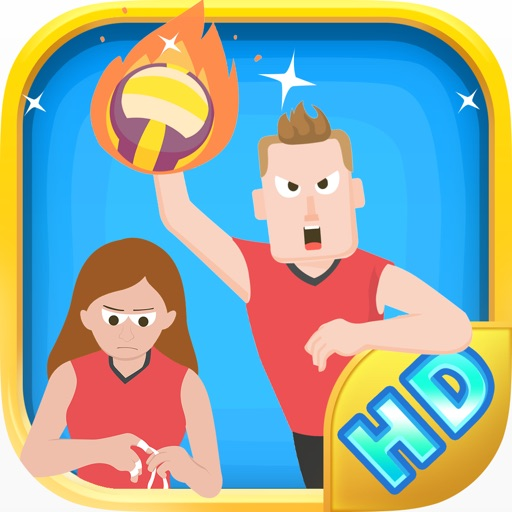 VolleyMoji