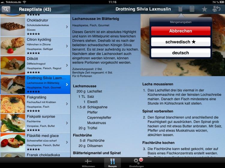 Köttbullar - Die Koch-App screenshot-3