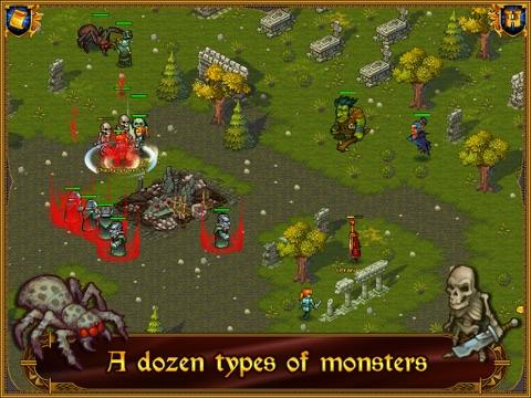 Screenshot #6 pour Majesty: Fantasy Kingdom Sim