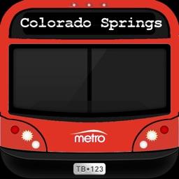 Transit Tracker - Colorado Springs (MMT)