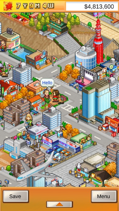 Venture Towns screenshot1