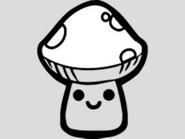 Mushroom Sticker Pack!