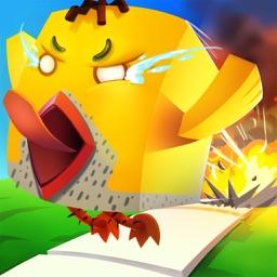 蹦蹦鸡-超级搞笑的激萌跑酷游戏