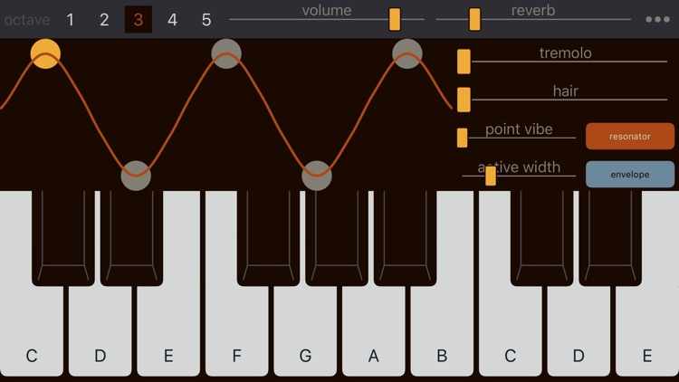 Deep Synth : FM Synthesizer