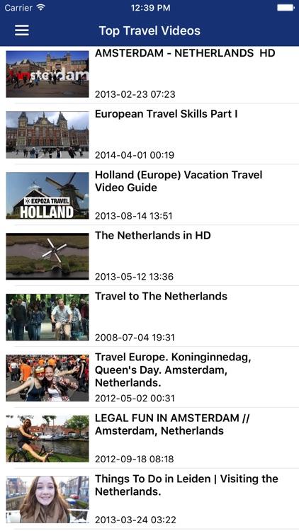 Dutch News in English Pro screenshot-3