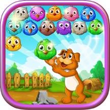 Rescue Baby Birds - Ball Shooter