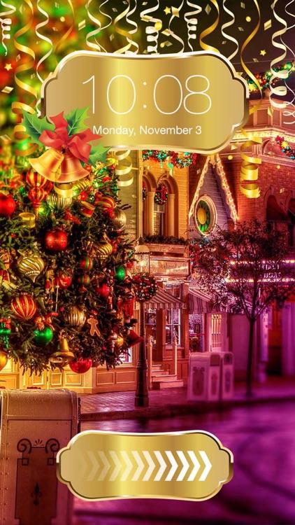 Christmas Wallpaper and Beautiful Xmas Decorations by Aleksandar ...