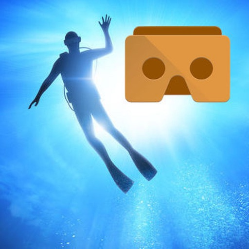 VR Scuba Diving with Google Cardboard Edition